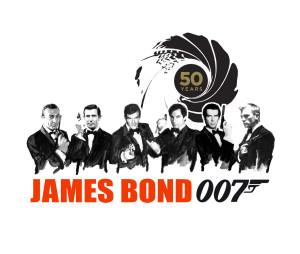 popolarità di James Bond