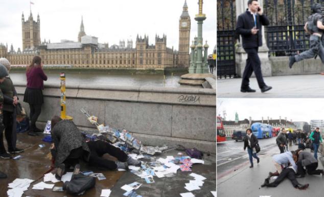 Ultime notizie sull'attentato di Londra