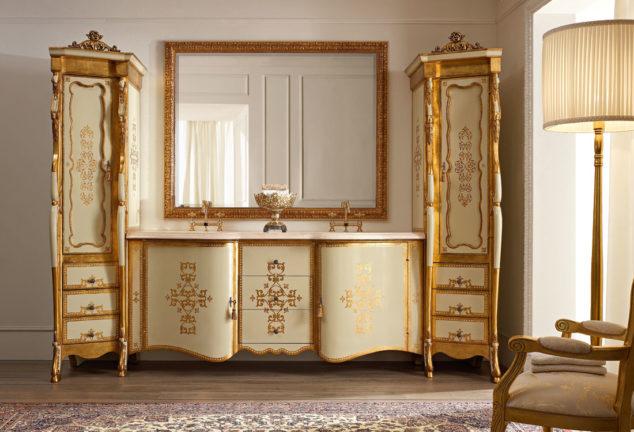 mobili da bagno classici in vendita online | abicidi - Mobili Classici Per Arredo Bagno