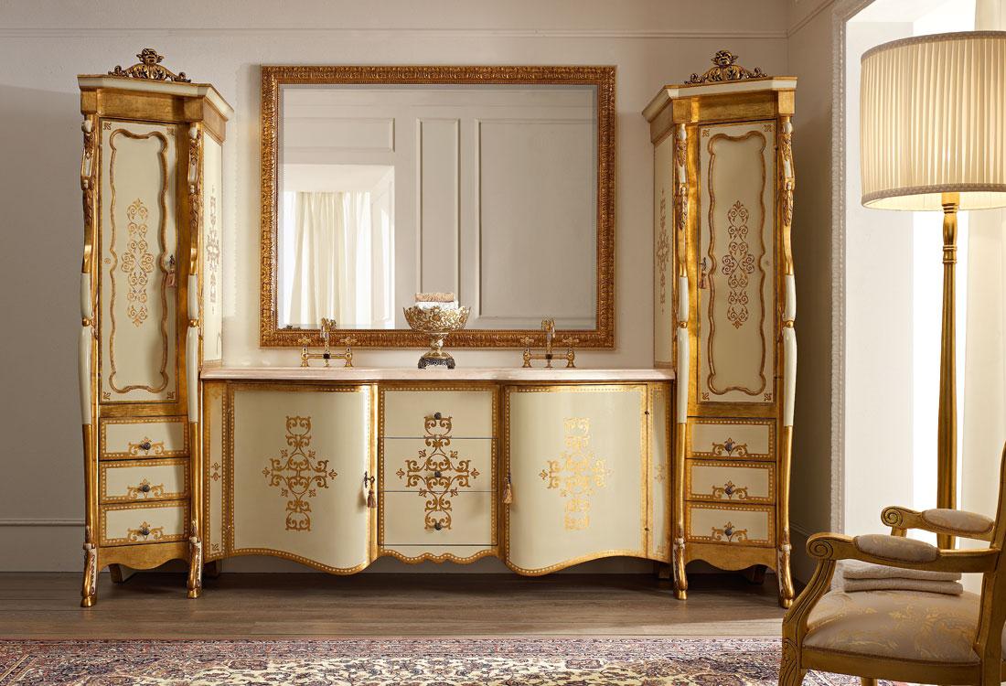 mobili da bagno classici in vendita online | abicidi - Immagini Arredo Bagno Classico